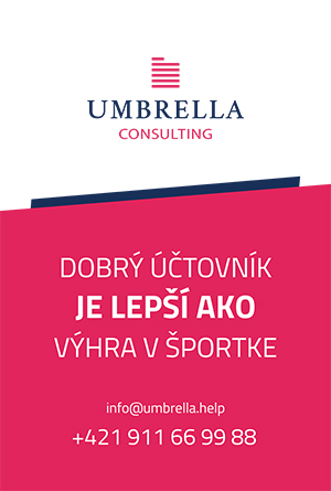 umbrella consulting účtovníctvo žilina banner